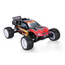 ZD Racing 9104 Thunder ZTX-10 1/10 DIY Car Kit 2.4G 4WD RC Truggy Without Electronic Parts ARR(China)