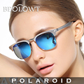 BEOLOWT  women's UV400  Polarized Sunglasses Driving Aluminum Magnesium Alloy Sun Glasses for women  with Case Box 8 Color BL421