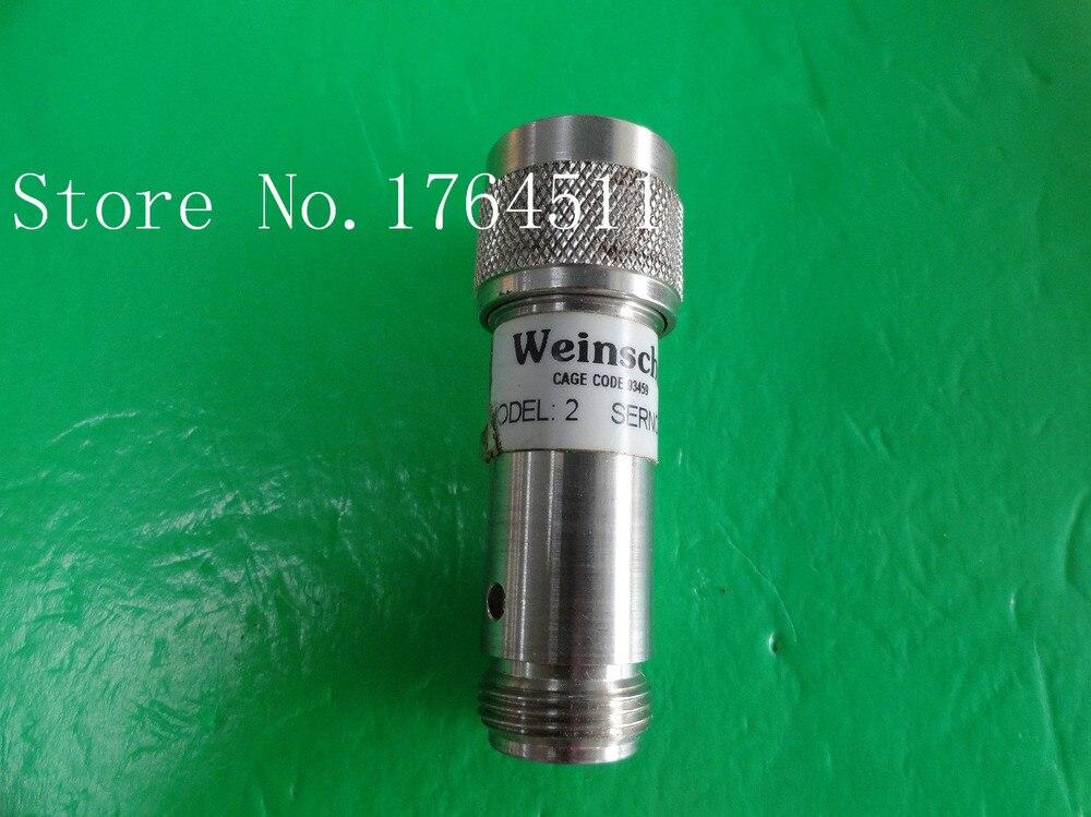 [BELLA] WEINSCHEL 1-20 DC-12.4GHz 20dB 5W N Coaxial Fixed Attenuator