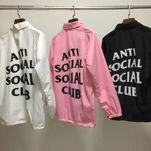 Treinador jaket ceket alfa assc bomber season yeezy social windbreaker coats