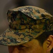 HAT USMC Military-Store CAMO ARMY UTILITY MULTI 57cm-World Combat-Cap CORPS MARINE Size-M