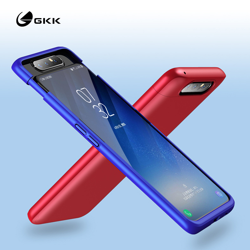 Original For Samsung Galaxy A80 Case Slide Cover Luxury Full Protective Shockproof Phone Shell SFor Samsung A80 SM-A805F Coque