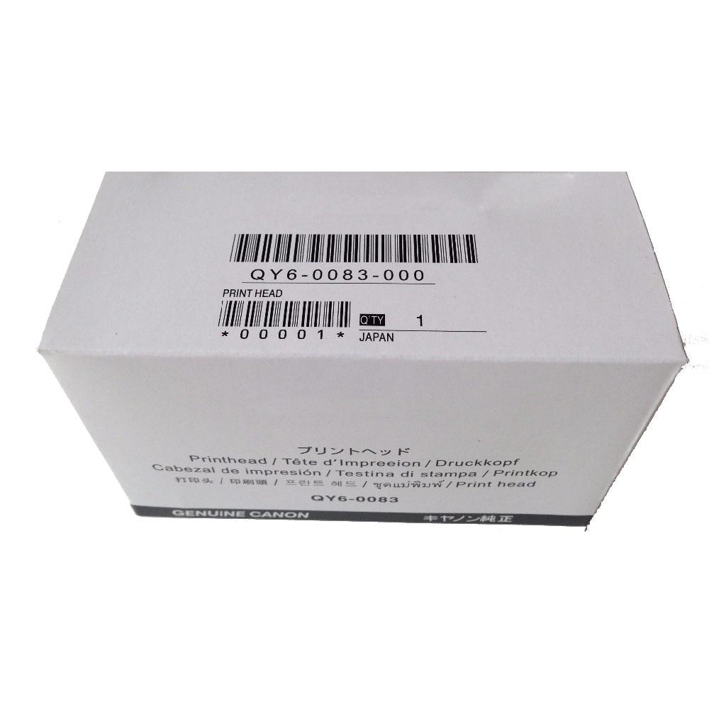 ORIGINAL QY6-0083 Printhead Print Head for Canon MG6310 MG6320 MG6350 MG6380 MG7120 MG7150 MG7540 MG7180 iP8720 iP8750 iP8780