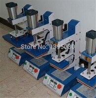 1pc curved heater pneumatic cap heat press machine