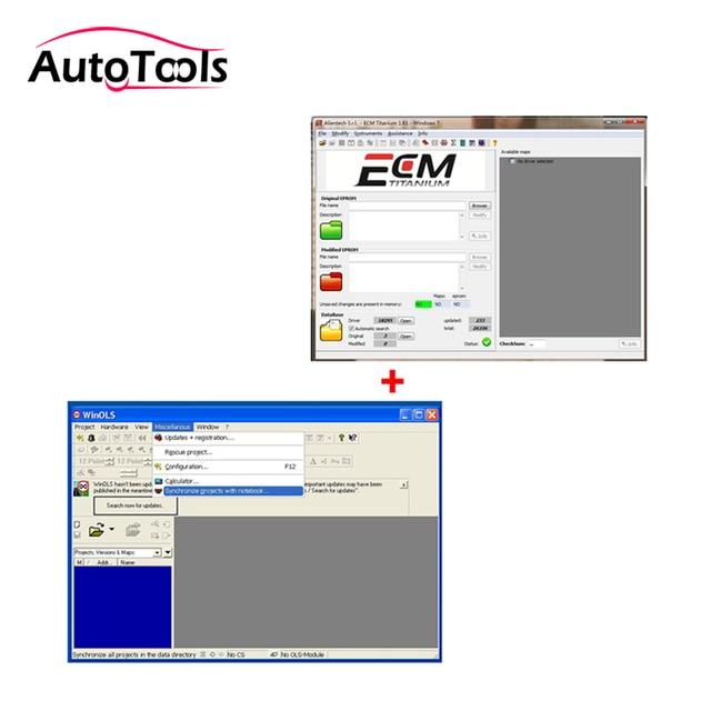 ecm titanium drivers download