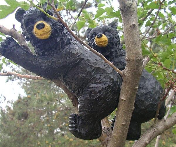 Bear Outdoor Decor