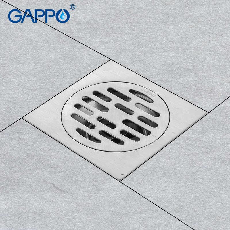 """""""Gappo drenos chuveiro chão drenos chuveiro capa de chuveiro dreno de lavagem ralador de resíduos grelha chuveiro plug drenagem pia buraco cobrir"""