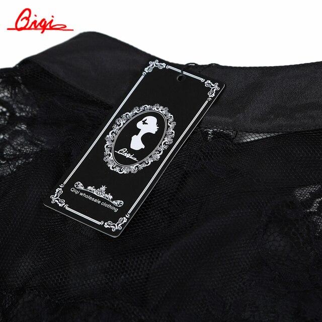 S-5XL sale Summer Dresses Hollow Out Women Half Sleeve Elastic Waist Floral Crochet Casual black Lace Dress Femininas Vestidos