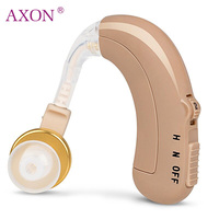 Rechargeable Hearing Aid Sound Voice Amplifier Adjustable Tone Mini Device For Elderly Deaf Hear Clear Apparecchio