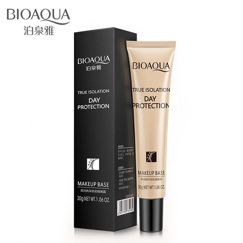 BIOAQUA face makeup concealer primer segregation frost cc wrinkle repairing facial cream bb pores foundation base