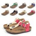 2016 girls summer sandals shoes sandals gold kids girls sandals children's sandals chaussure fille reine des neiges