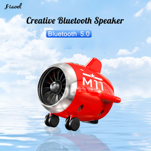 Free Shipping Bluetooth Wireless Speaker Portable TWS BT 5.0 Stereo Music Audio New Creative Gift Outdoor Lond Speakers With Mic