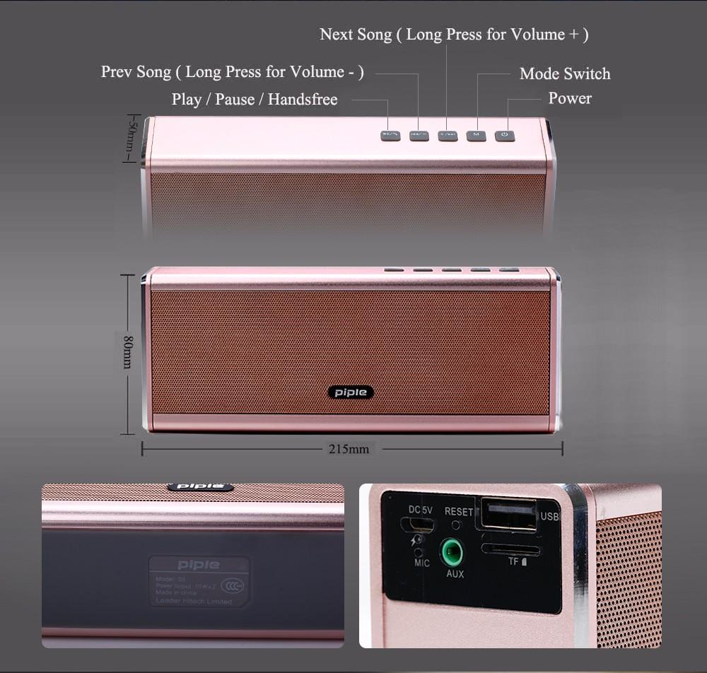 11 20w bluetooth speaker