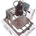 CNC DIY CNC гравировальный станок 2417 + 2500 мвт 3 оси мини Pcb ПВХ фрезерный станок металл резьба по дереву станок маршрутизатор GRBL управления