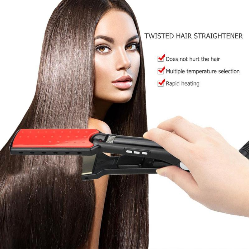 Hair Straightener Anion Function Fast Portable Hairdressing Styling Tools Hairdressing Supplies Salon Hair Care Styling Tool