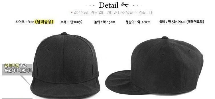 solid color mustache baseball caps short brim cap unisex hat (5)