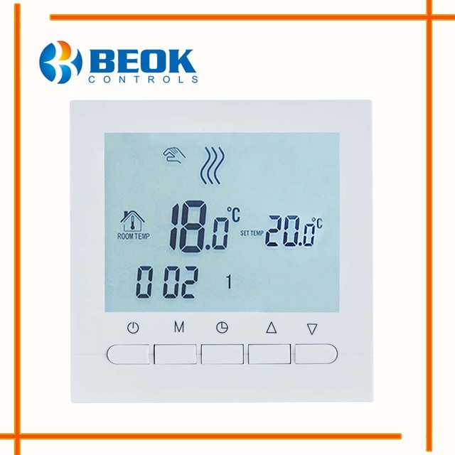 Innovativ Aliexpress.com : BOT 313W Wired Digital Raumthermostat für  FP69