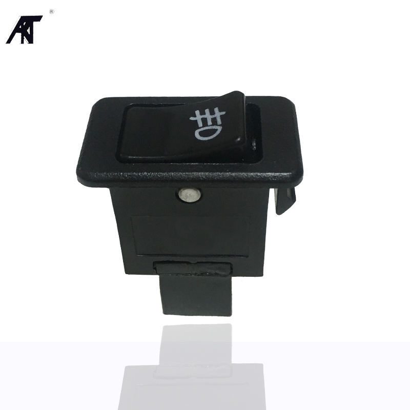 Car Front or rea fog light switch For <font><b>Mitsubishi</b></font> Montero <font><b>Pajero</b></font> V31 V32 V33 V43 V44 V45 V46 1990-2004 MR298215 image