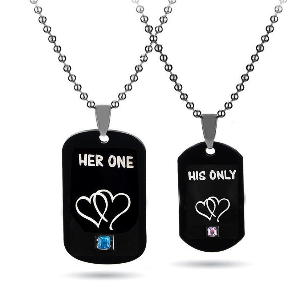 Aliexpress.com : Buy 6style Valentines jewelry Her King ...