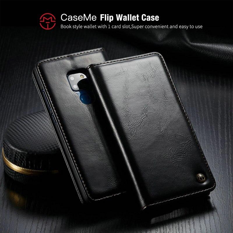 CaseMe Original Wallet Case For Huawei P30 P8 P9 P10 P20 lite Pro Automatic Magnetic Credit Card Flip Cover For Huawei Mate 20CaseMe Original Wallet Case For Huawei P30 P8 P9 P10 P20 lite Pro Automatic Magnetic Credit Card Flip Cover For Huawei Mate 20