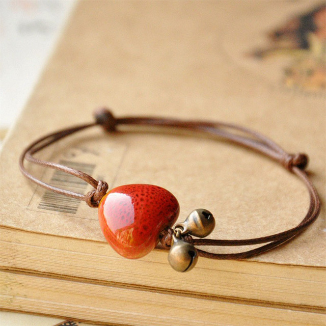 12 Pieces/Lot Heart Beads...