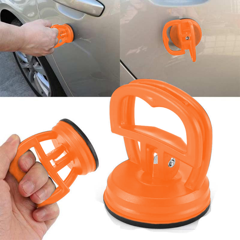 2.2 inch Mini Car Dent Remover Puller Auto Body Dent Removal Tools Strong Suction Cup Car Repair Kit Glass Metal Lifter Locking