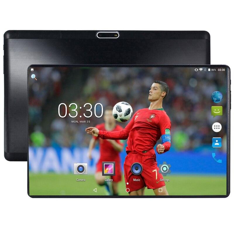 2019 Phablet 10 pouces Android 8.0 4G LTE MTK8752 8 tablettes d'appel téléphonique PC 1280*800 FHD IPS 4 GB RAM 64 GB ROM GPS