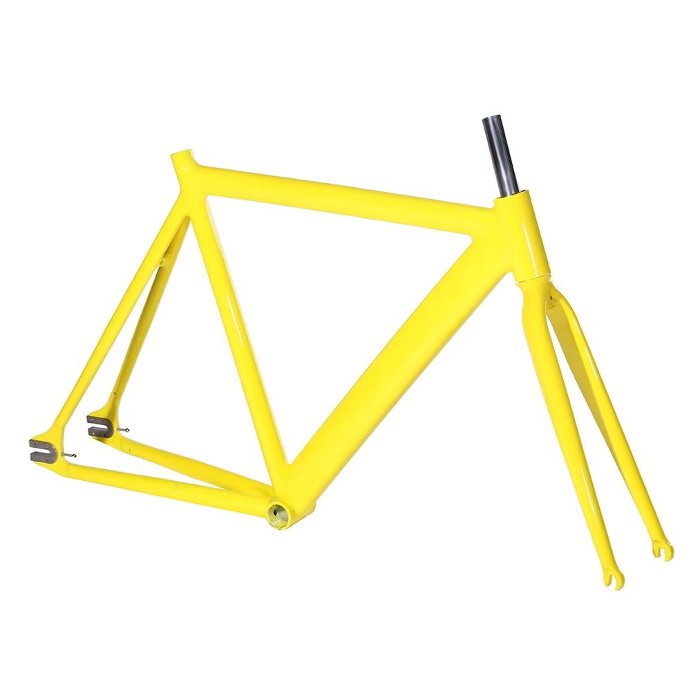 700C Festrad fahrradrahmen matte schwarz Glatten Schweiß 54 cm Bike ...