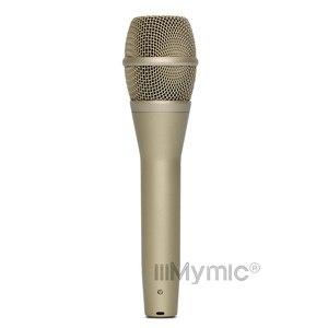 Image 2 - Najwyższej jakości klasyczny mikrofon drutowy K9!! Profesjonalny ręczny wokal Karaoke K9/C super kardioidalny dynamiczny mikrofon Podcast Mic