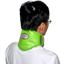 YUKAI Therapy Cervical Neck Massager Wrap with Vibration and Traction Functions Body Massager Health Care