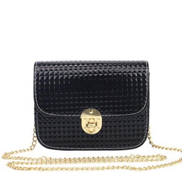 669202cf667b Small Women Bags PU leather Messenger Bag Clutch Bags Designer Mini  Shoulder Bag Women Handbag Hot Sale bolso mujer purse F12-in Shoulder Bags  from ...