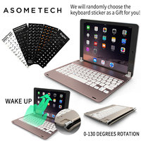 Luxury Bluetooth Wireless Keyboard Keypad Ultra Slim For PC Apple iPad Pro 9.7 Air 1 2 IOS Holder Stand Smart Tablets Keyboard