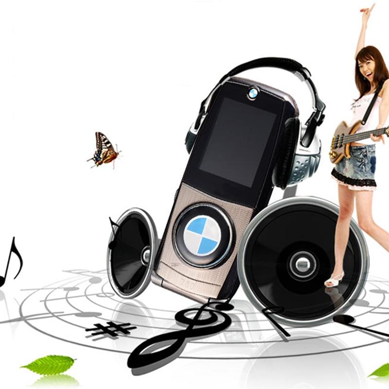 Image 2 - MAFAM unlocked flip full metal car model key design shape GPRS Internet E book Luxury-in Cellphones from Cellphones & Telecommunications