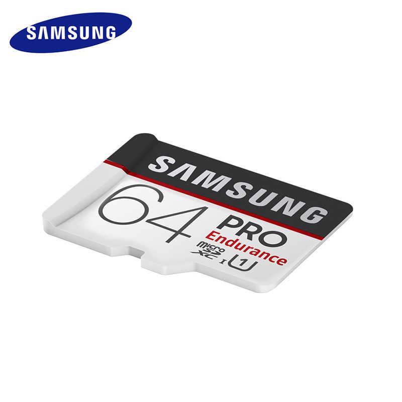 Новый SAMSUNG карта памяти Micro SD карты памяти 32 Гб 64 Гб 128 pro выносливость TF модуль памяти Transflash карты sd карт 16 Гб SDHC/SDXC Класс