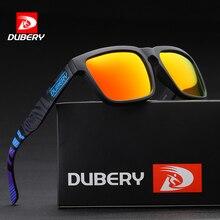 0ad59139f0c DUBERY Polarized Sunglasses Men s Aviation Driving Sports Male Sun Glasses  For 2018