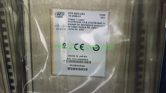 Cfp-40g-lr4 V01Cfp-40g-lr4 V01