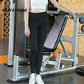 S-XL Women's Silk Leggings Candy Color Soft Elastic Polyester Fashion Comfortable Slim Leggings Women
