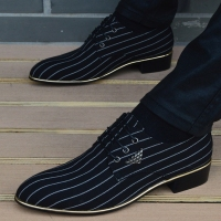 Men Loafers Denim Luxury Designer Slip On Mens Loafer Shoes Black Tan Italian Brand Dress Loafers Men Moccasins Shoes