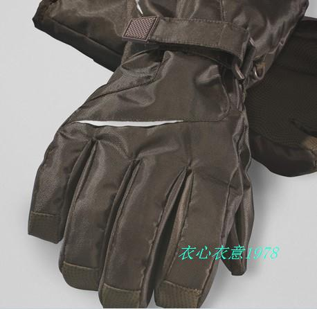 Child sport outside slip-resistant waterproof windproof thermal gloves ski gloves cycling gloves
