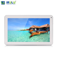 """Original iRULU eXpro X1 Plus 10.1"""" Tablet Quad Core 16GB ROM Android 6.0 Tablet 5500mAh WiFi Dual Cams 2MP Game Play High Speed"""