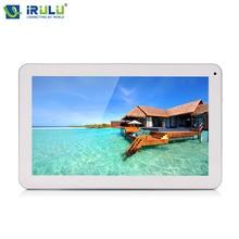 "Original iRULU eXpro X1 Plus 10.1 ""Tablet Quad Core 16 GB ROM Android 6.0 Tablet 5500 mAh WiFi Dual Cams 2MP Juego de Alta velocidad"