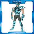MODEL FANS KAKA Silver Saint Seiya cloth myth Hercules Argeti toy Figure