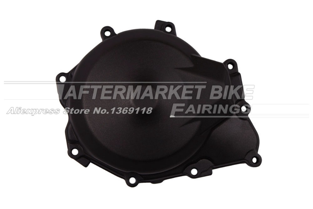 Motorcycle LEFT Crankcase For YAMAHA YZF R6 2006 2007 2008 2009 2010 2011 2012 2013 Engine Stator Crank Case Generator Cover car rear trunk security shield shade cargo cover for nissan qashqai 2008 2009 2010 2011 2012 2013 black beige