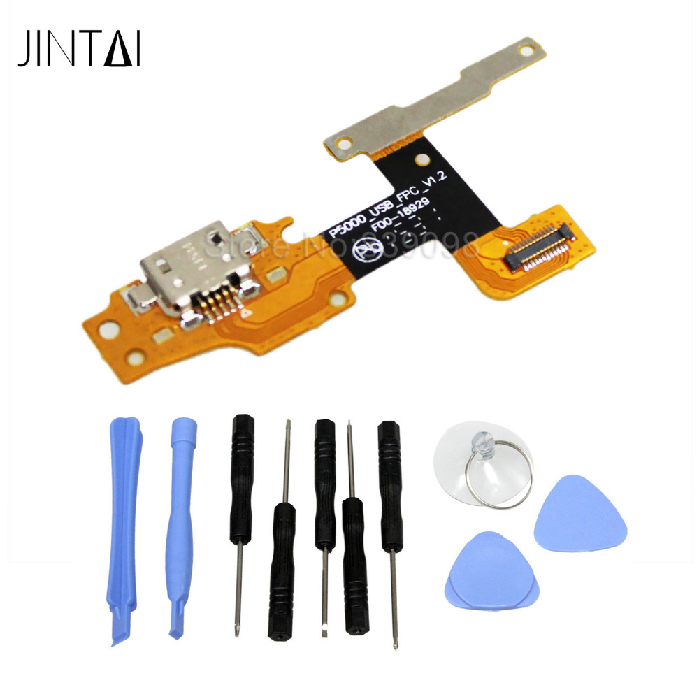 JINTAI NEW USB charger charging port plug flex cable for Lenovo Yoga Tab3 YT3-850 YT3-850F micro usb charging port charger dock for lenovo yoga tablet b8080 plug connector flex cable board replacement