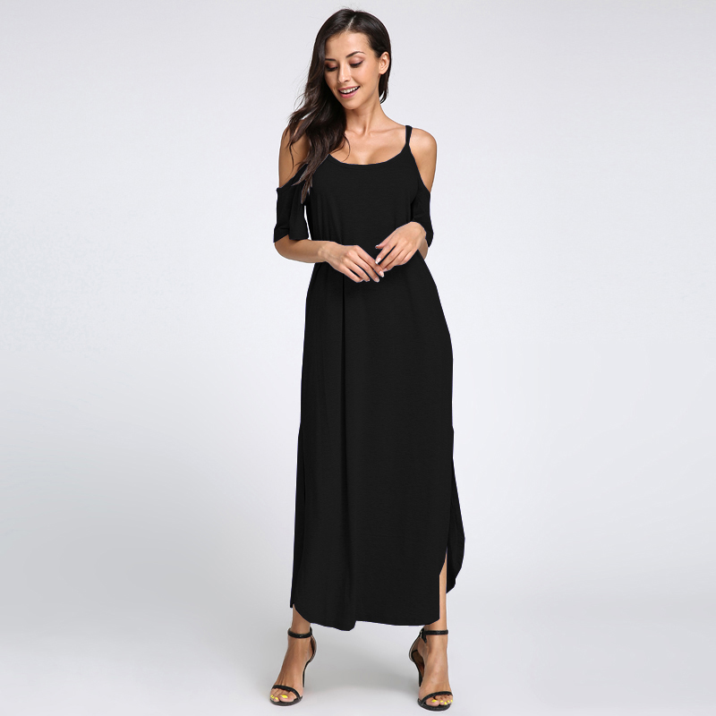 Dropwow Plus Size Dress 2018 Celmia Sexy Women Summer Dress Strap ... 6f3c27201