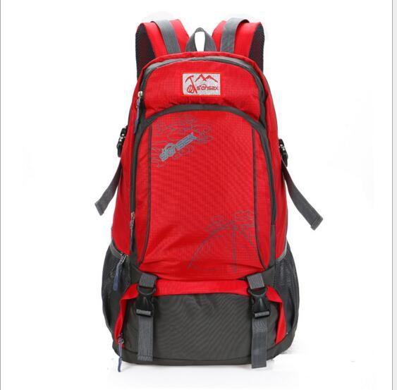 2018 New Man Woman Sport Backpacks Hot Oxford Waterproof With Ears Bags Sack Men Outdoor Red Backpack