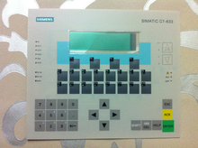 6ES7633-2BF02-0AE3 6ES7 633-2BF02-0AE3 Membrane Keypad For SIMATIC C7-633 Repair, HAVE IN STOCK
