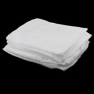 Image 3 - 10 חתיכות שאינו ארוג חד פעמי עיסוי שולחן גיליון מיטת כיסוי עמיד למים לבן