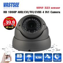 1080P AHD/TVI/CVI/CVBS CCTV camera 4 in 1 Cameras sony/ov sensor varifocal waterproof/vandarproof room dome outdoor security