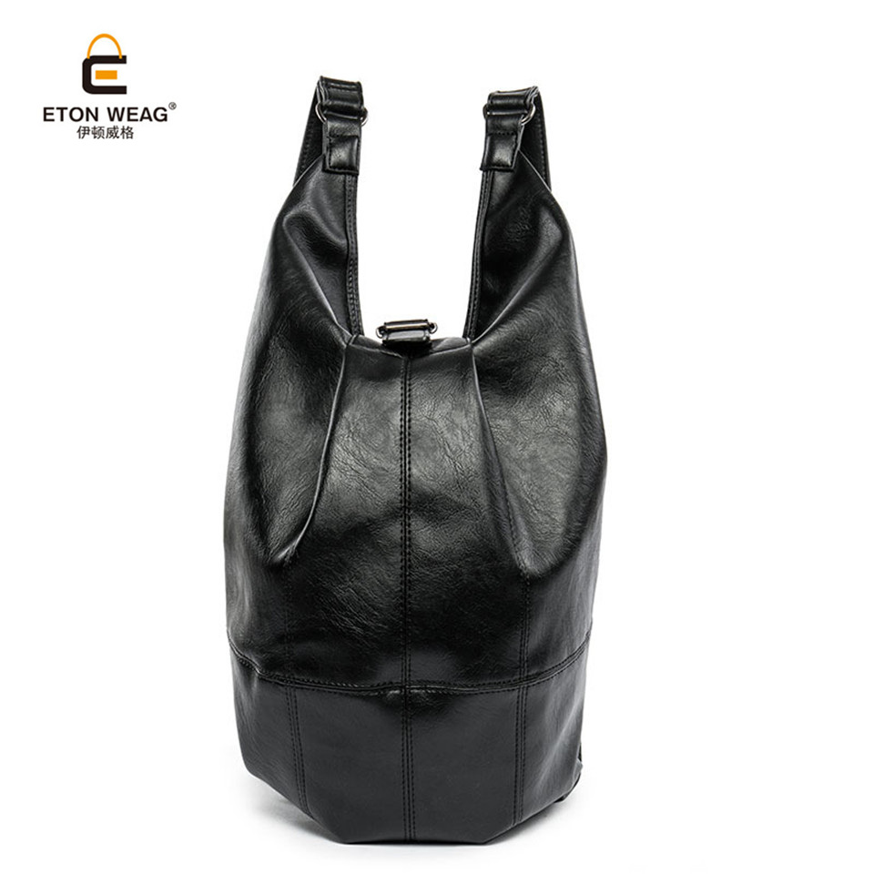 ETONWEAG 2017 New Arrival Street Hobos Bags for Men Fashion School Bags Unisex Preppy Style Casual Backpacks Teens Outing Bag fashion backpacks for men and women solid preppy style soft back pack unisex school bags big capicity canvas bag gw082